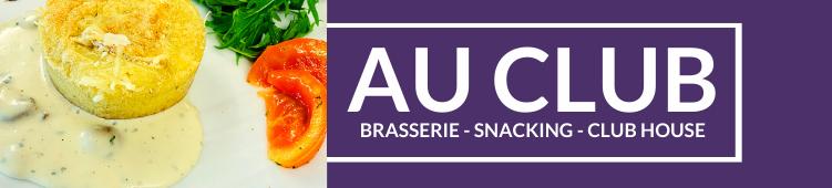 Brasserie Au Club ASRUC
